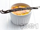 Рецепта Лимонов крем Брюле с хрупкава захарна коричка